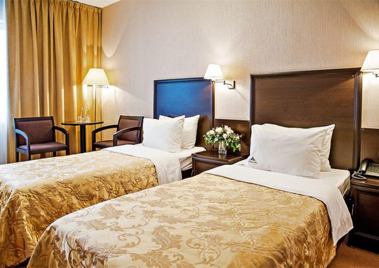 Бизнес класс с двумя кроватями (кондиционер)
